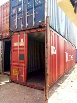 40 Foot Containers image 2