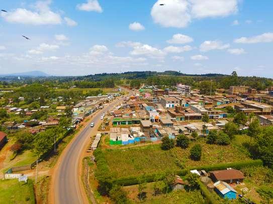 land for sale in Kikuyu Town image 1