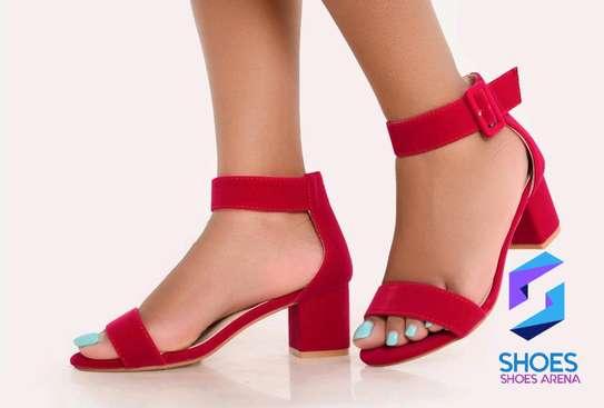 Quality Chunky Heels image 9