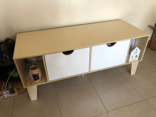 Low console table image 1