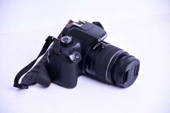 Canon 4000D + 18-55mm Lens Good As New image 4