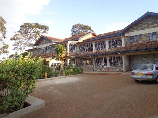 6 bedroom house for rent in Nyari image 9