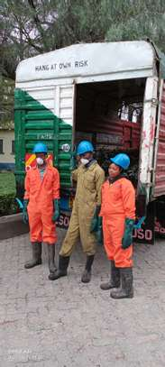 CLEANING, FUMIGATION AND GARBAGE COLLECTION AND DISPOSAL SERVICE image 4