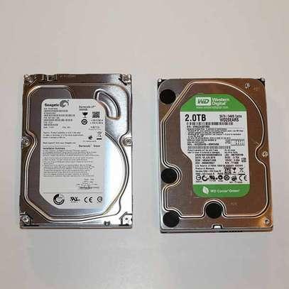 1TB Hard Disk For Desktops Or CCTV DVR image 1