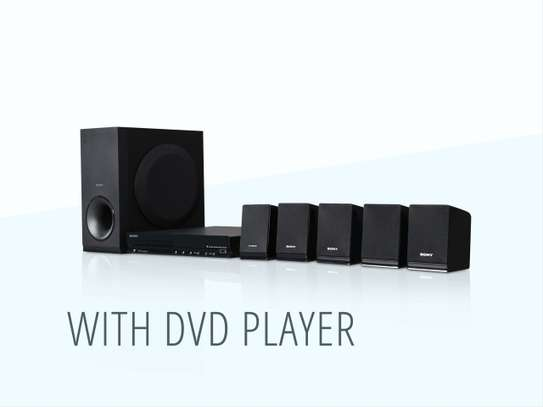 Tz 140 Sony home theater system image 1