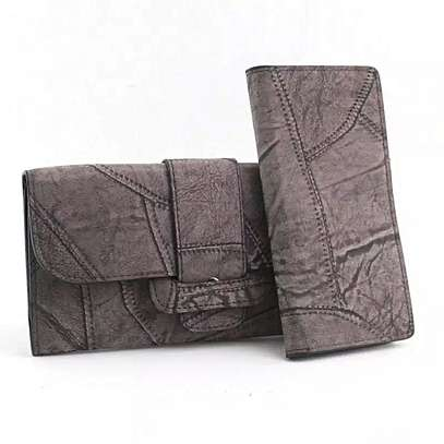 Latte 2 In 1 Pu Leather Wallet image 1
