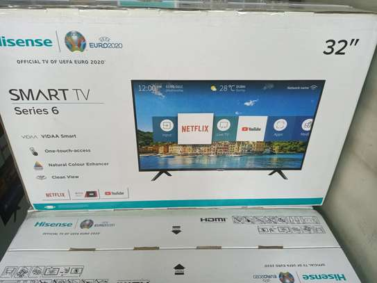 "hisense 32"" smart digital tv image 1"