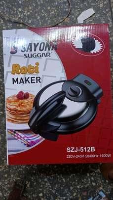 Sayona roti or chapati maker image 2