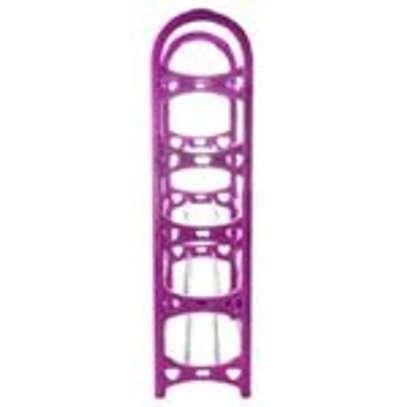 Fashion Shoe Rack-Plastic image 2