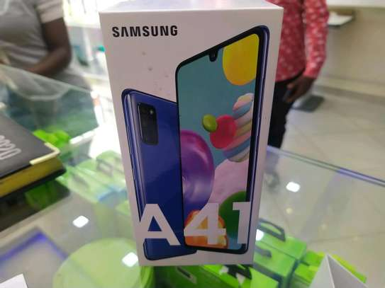 Samsung A41 image 1