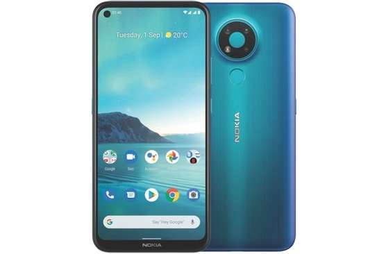 Nokia 3.4 64GB image 1