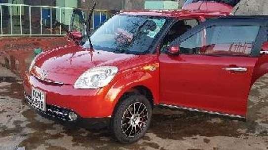 Mazda Verisa For Hire image 1