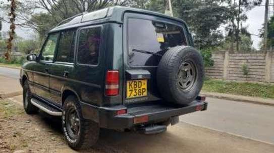 2001 Land Rover Discovery 2 KBD Auto Petrol 4.0 image 5