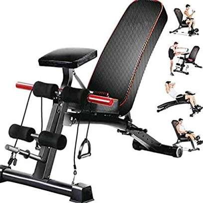 Gym adjustable Bench image 1