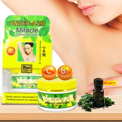 Underarm miracle lightening cream image 1