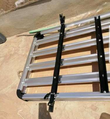 50 x 38 Aluminum Car Roof Rack with Crossbars + Installation image 3
