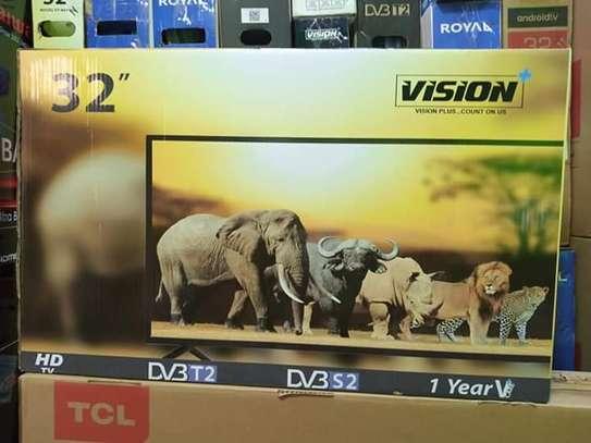 32 vision plus digital HD TV image 1