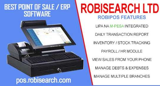 ERP/ Point Of Sale Software For Retailers image 1