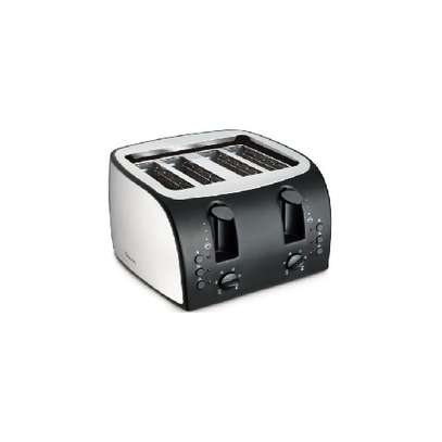Ramtons 4 slice pop up toaster(pay later with Aspira) image 1