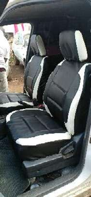 Tailor made car seat covers