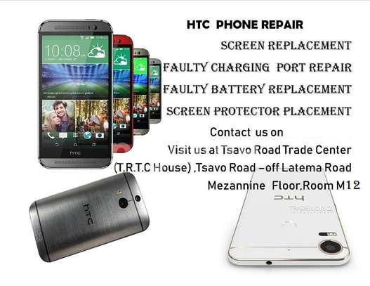 HTC Phone Repair image 1