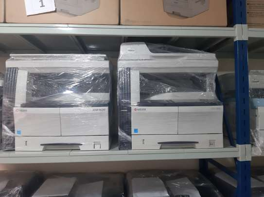 MOST POPULAR KYOCERA 2050 PHOTOCOPIER/PRINTER AND SCANNER UP-T0 A3 AND A4 PAPER SIZE image 1