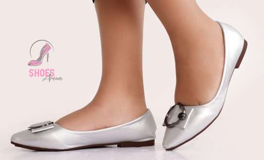 Classy Flat shoes image 12