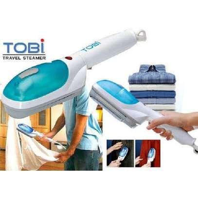 Tobi Travel Steamer / Garment Steam Brush image 1