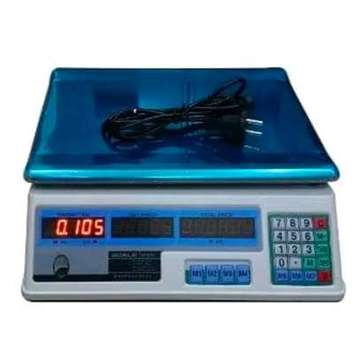 ACS 30kg electronics digital price computing weighing scale with 1g pricesion and counting feature image 1