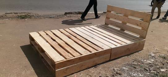 4by6 pallet bed/pallet image 3
