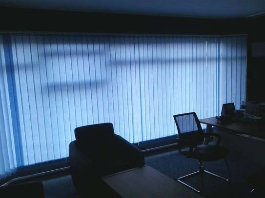 OFFICE/HOME VERTICAL BLINDS image 5