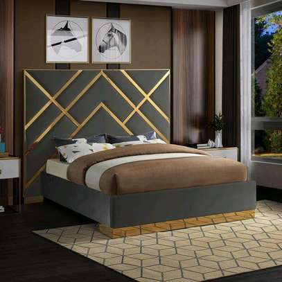 Modern mirrored beds for sale in Nairobi Kenya/Beds Kenya/Quality beds for sale in Nairobi Kenya image 1