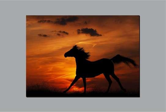 Running Horse Wall Hanging image 1