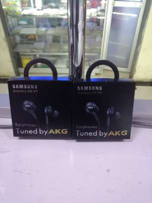 AKG Samsung earphones image 1
