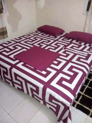 Pure Cotton Turkish Bed Sheet image 1