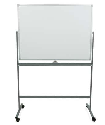 Portable one sided whiteboards 3*4ft image 1