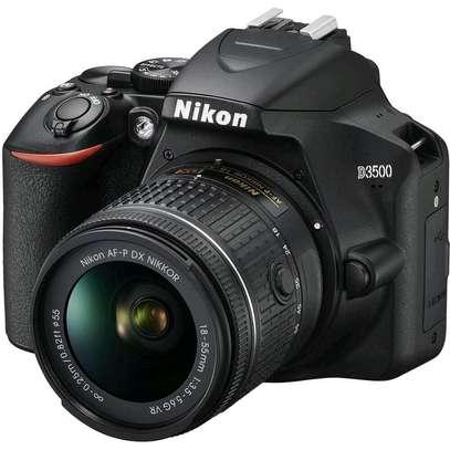 Nikon D3500 DSLR with 18-55mm Lens image 1