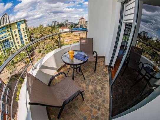 Furnished 2 bedroom apartment for rent in Kilimani image 7