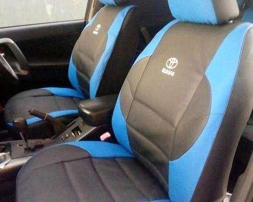 Allion /Ractis /Nze Car Seat Covers image 3