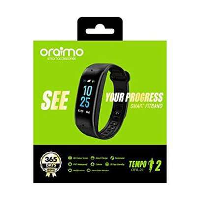 Oraimo Smart Fitband HD Colour Screen image 1