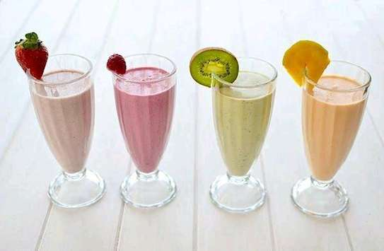 Smoothie Glass image 1