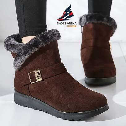 Comfy Leather boots image 3