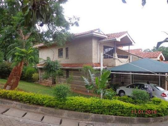 Riara Road - House, Townhouse