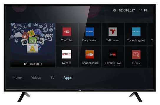 TCL digital smart android 4k 50 inches