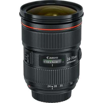 Canon EF 24-70mm f/2.8L II USM Lens image 1