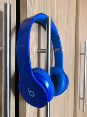 Beats Solo HD Wired On-Ear Headphones