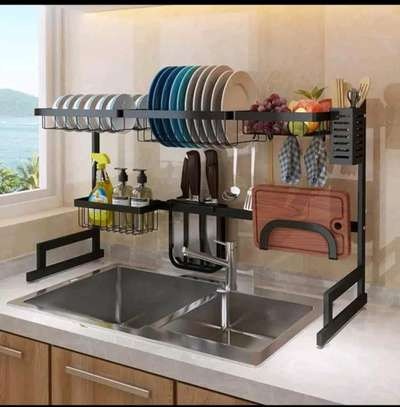 Over the sink dishrack/Dish drainer/Over the sink dish drainer image 1