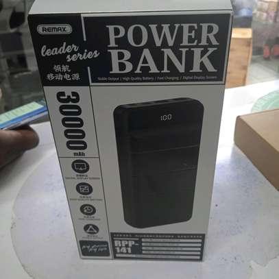 30000mAh Power Banks(Remax) Original Power banks in shop image 1