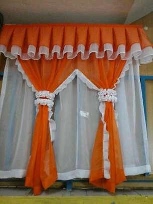 Beautiful kitchen curtains image 14