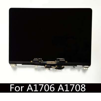 New Full LCD Display Screen Assembly for Macbook Pro Retina 13″ A1706 A1708 Complete Assembly Grey Silver 2016 2017 Year